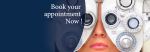 Book Appointment Now! Banner